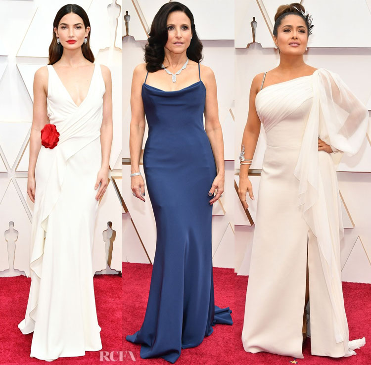 2020 Oscars Red Carpet Roundup