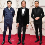 2020 Oscars & Vanity Fair Oscar Party Menswear