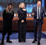 Claire Danes Wore Monse On The Tonight Show Starring Jimmy Fallon