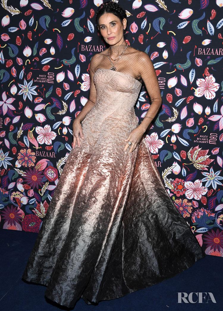 Christian Dior Haute Couture @ The Harper's Bazaar Exhibition