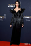 Eva Green Wore Chanel Haute Couture To The 2020 Cesar Film Awards