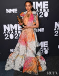 FKA twigs Wore Roksanda & Vintage Jean Paul Gaultier For The NME Awards 2020