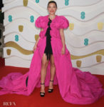 Florence Pugh In Dries van Noten - 2020 BAFTAs