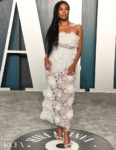 Gabrielle Union In Giambattista Valli Haute Couture - 2020 Vanity Fair Oscar Party