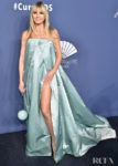 Heidi Klum Wore Stéphane Rolland Haute Couture To The amfAR New York Gala 2020