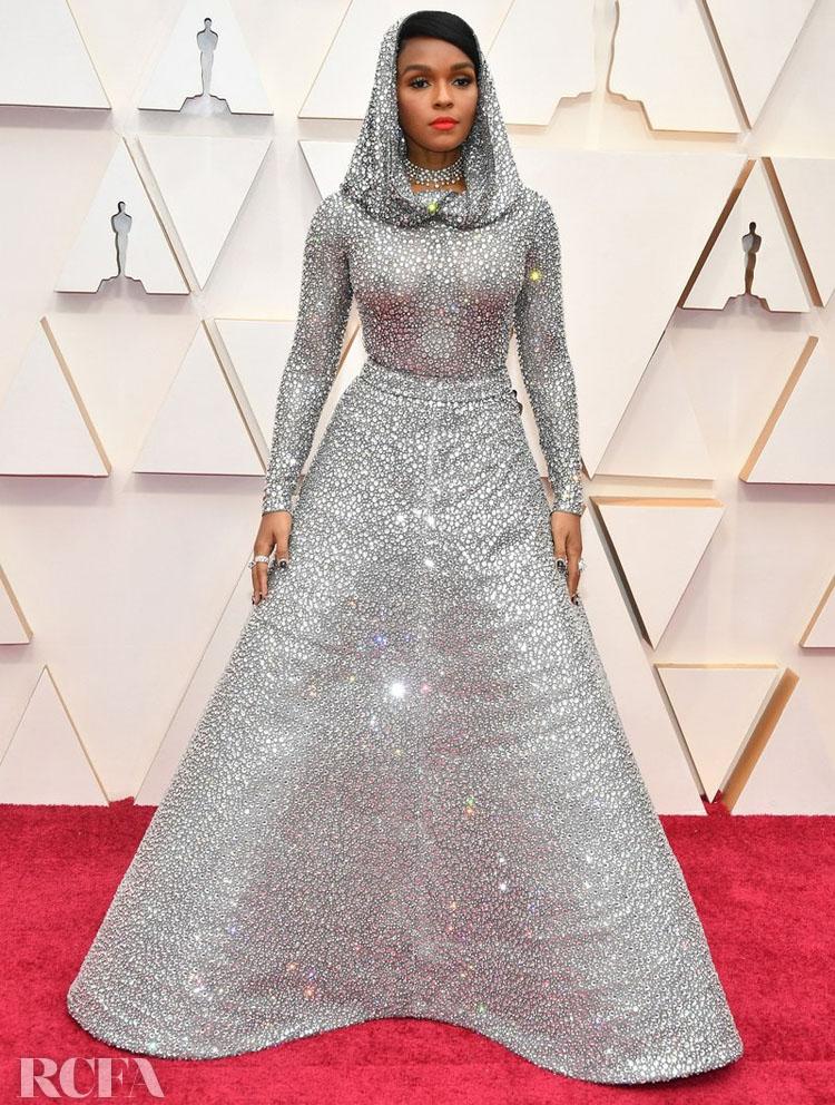 Janelle Monae In Ralph Lauren - 2020 Oscars