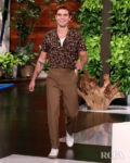 KJ Apa Wore Onia On The Ellen Show