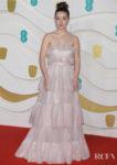 Kaitlyn Dever In Miu Miu - 2020 BAFTAs