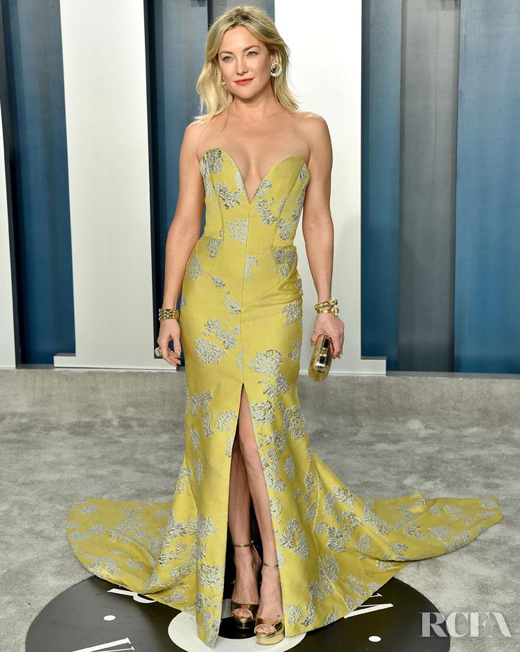 Kate Hudson in Vivienne Westwood - The 2020 Vanity Fair Oscar Party