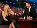 Gwyneth Paltrow Wore David Koma On Jimmy Kimmel Live!