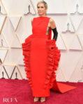 Kristen Wiig In Valentino Haute Couture - 2020 Oscars