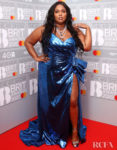 Lizzo In Dundas - The BRIT Awards 2020