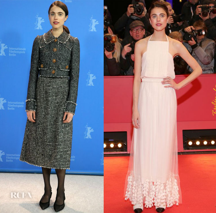 Margaret Qualley Promotes 'My Salinger Year' At Berlinale Film Festival
