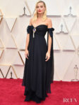 Margot Robbie In Vintage Chanel Haute Couture - 2020 Oscars