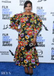 Mindy Kaling In Carolina Herrera - 2020 Film Independent Spirit Awards