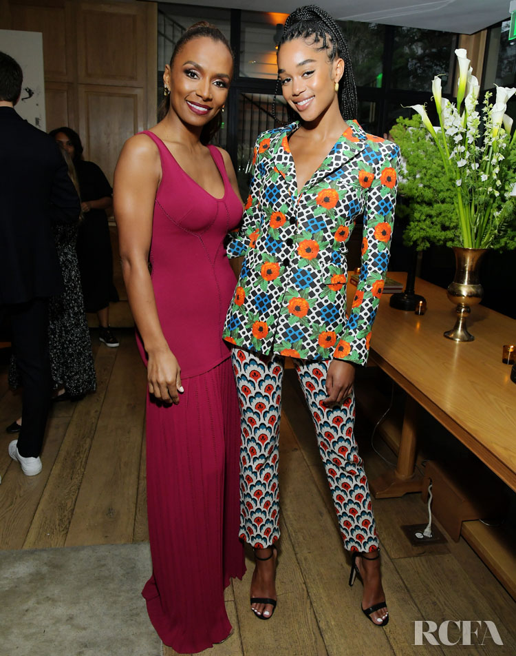 Netflix's Hollywood Tastemaker Event With Janet Mock & Laura Harrier