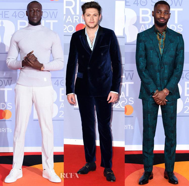 The BRIT Awards 2020 Menswear Roundup