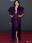 Tracee Ellie Ross Wore Christopher John Rogers To The 2020 NAACP Image Awards