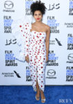 Zazie Beetz In Rodarte - 2020 Film Independent Spirit Awards