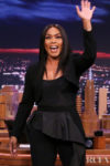 Angela Bassett Wore Max Mara On The Tonight Show Starring Jimmy Fallon