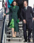 Catherine, Duchess of Cambridge Wore Catherine Walker & Alessandra Rich For Ireland Visit