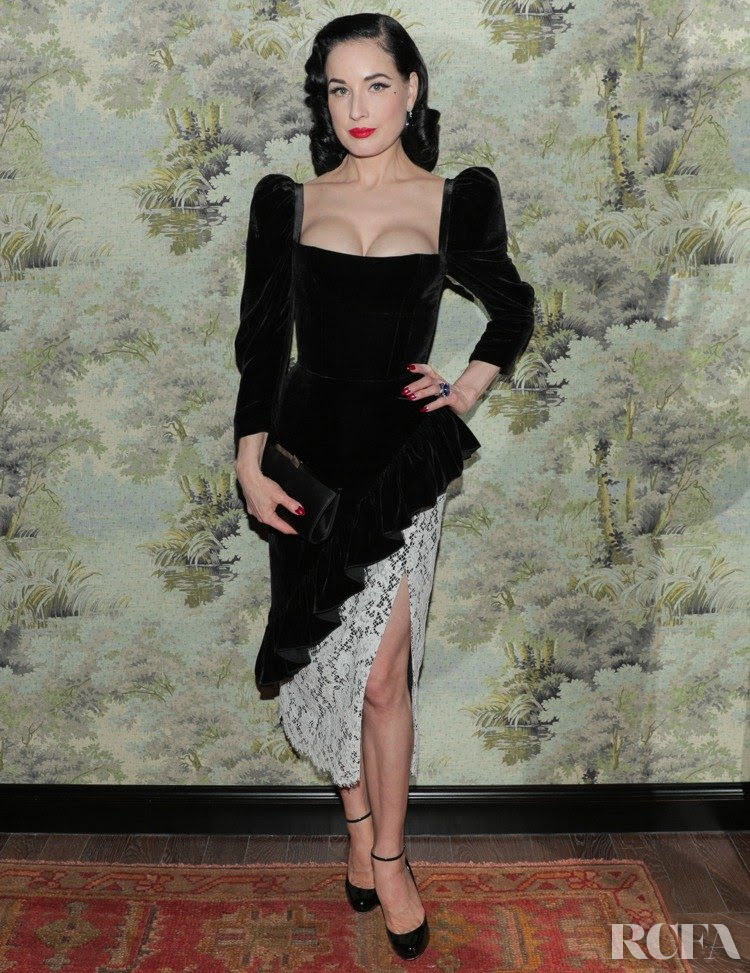 23+ Dita Von Teese Collection Dresses Images