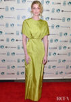 Elizabeth Debicki Wore Prada To 'The Burnt Orange Heresy' Miami Film Festival Screening