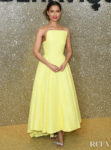 Gugu Mbatha-Raw Wore Emilia Wickstead To The 'Misbehaviour' World Premiere