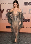 Katja Herbers Wore Iris van Herpen Haute Couture To The 'Westworld' Season 3 LA Premiere