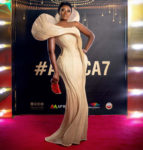 Nana Akua Addo Wore Gaurav Gupta Couture To The Africa Movies Viewers' Choice Awards