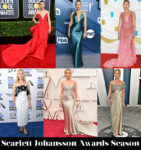 Which Was Your Favourite Scarlett Johansson Awards Season Look?