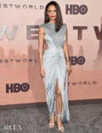 Thandie Newton Wore Burberry To The 'Westworld' Season 3 LA Premiere