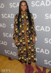 Tika Sumpter Wore  Temperley London To The SCAD aTVfest 2020