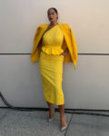Tracee Ellis Ross Wore Max Mara From Her New Film, 'The High Note'