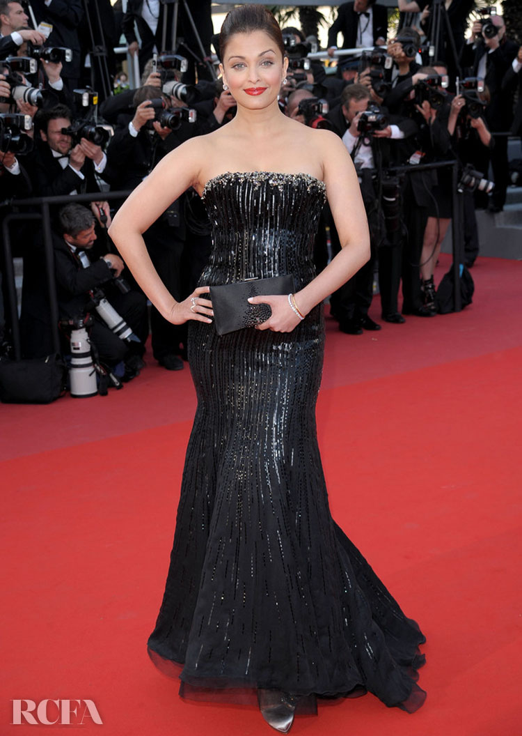 Aishwarya Rai's Cannes Film Festival Top 10 Red Carpet Moments Since 2010