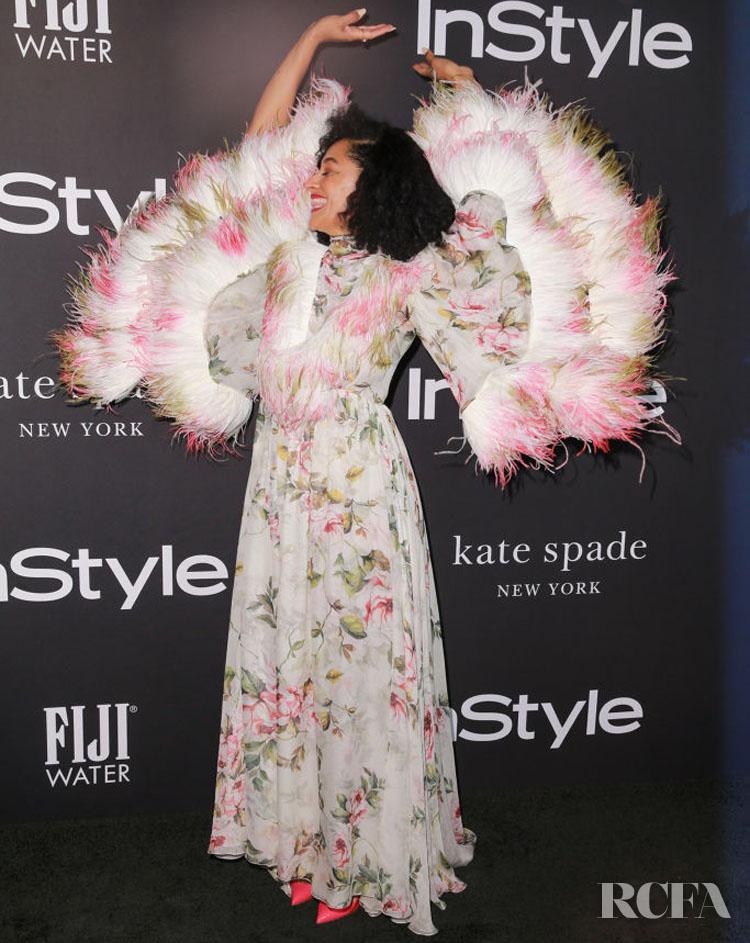 Tracee Ellis Ross In Giambattista Valli Haute Couture – 2018 InStyle Awards