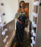 Rochelle Humes Showcases Her At Home Maternity Style