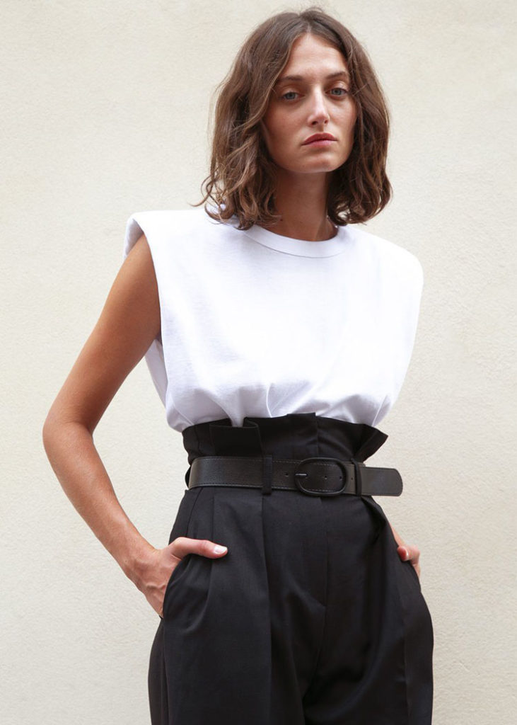 Cult Fashion Item: Frankie Shop Eva T-Shirt