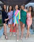 Olivia Culpo Celebrates Her 28th Birthday In Retrofête
