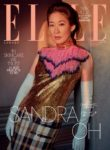 Sandra Oh For Elle Canada June 2020