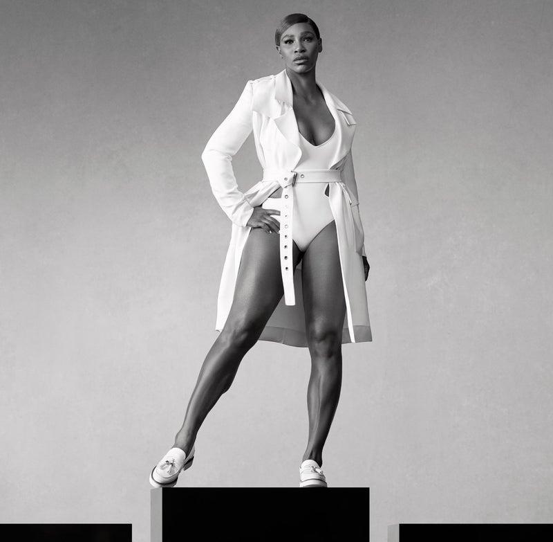 Serena Williams For Stuart Weitzman 2020 Campaign