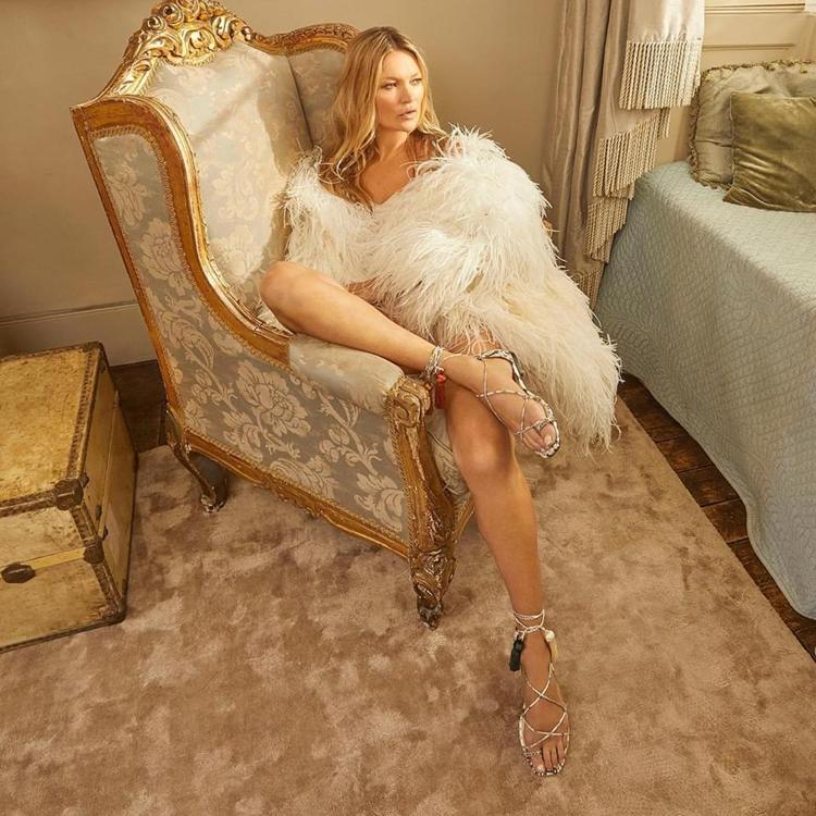 Kate Moss x Jimmy Choo 'My Choos' Pre-Fall 2020