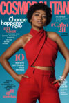 Keke Palmer For Cosmopolitan 'Jaugust' 2020