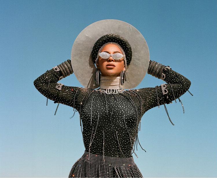 Beyonce d bleu.dazzled Black Is King