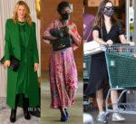 Celebrities Love...Alexander McQueen's The Story Bag