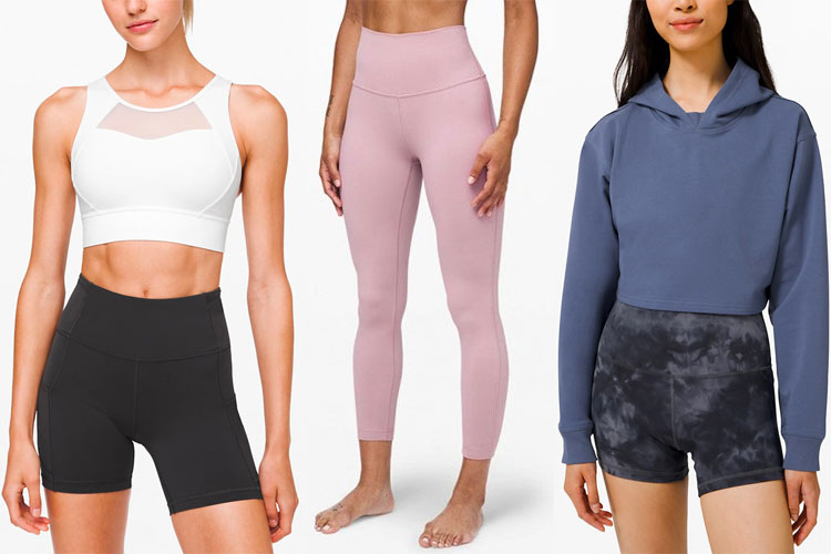 Lululemon US Warehouse Sale