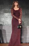 Monica Bellucci Wore Dolce & Gabanna To The Taormina Film Festival