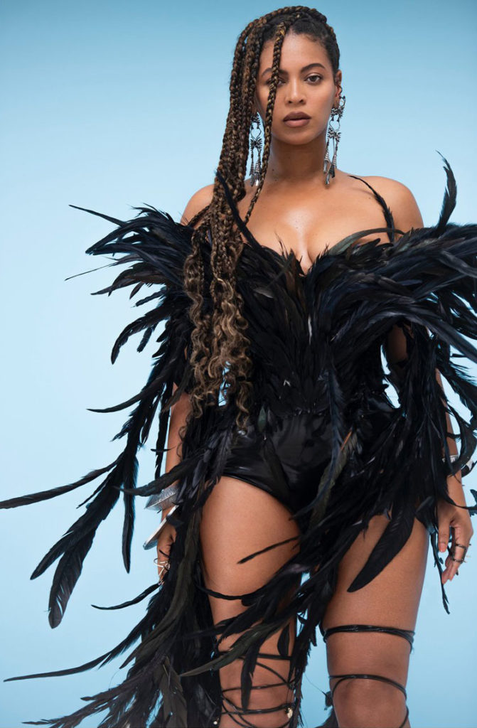 beyonce Ashi studio black is king