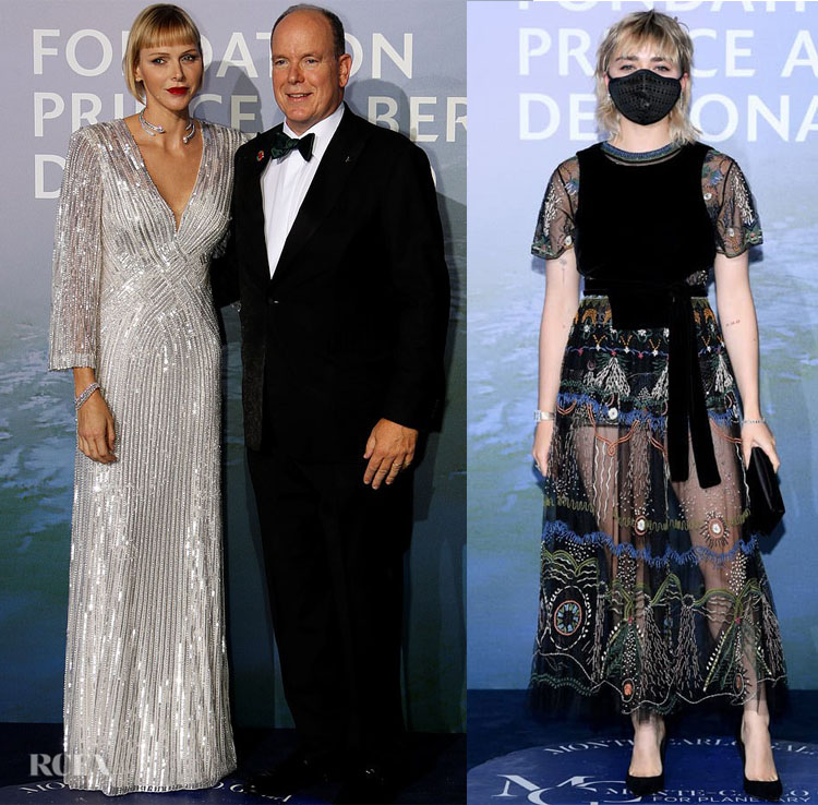 2020 Monte-Carlo Gala for Planetary Health Red Carpet Roundup