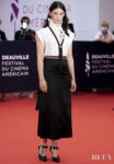 Àstrid Bergès-Frisbey Wore Chanel To The 2020 Deauville American Film Festival Opening Ceremony